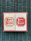 Kansas City Southern Lines KCS Railroad Playing Cards Double Pack