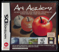 Art Academy Nintendo DS Game Complete - New & Sealed
