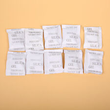 100 Packs 1G Silica Gel Packets Desiccant Sachets China Packets Absorber