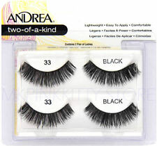 Andrea Two-of-a-Kind (Twin Pack) #33 Lashes **NEW**