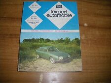 REVUE TECHNIQUE L'EXPERT AUTOMOBILE CITROËN GS 1220