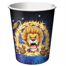 Circus Big Top Party Supplies Party Paper Cups 8pk