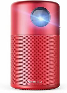 Nebula by Anker Capsule Portable Smart Wi-Fi Mini Projector Outdoor|Refurbished