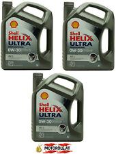 3x 5l Shell Helix Ultra Professional AV-L 0W30 Motoröl 15 Liter VW 504.00 507.00