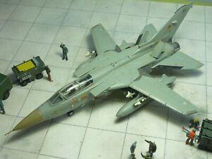 Panavia Tornado F.3 229 OCU RAF 1/72 kit built & finished for display