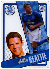 James Beattie #35 Topps Everton Premier League I-tarjetas 2006-07 Tarjeta de Fútbol (C611