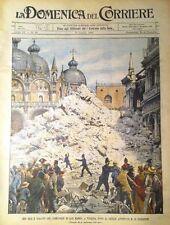 1902 DOMENICA DEL CORRIERE - ANNATA COMPLETA RILEGATA -   Un'idea per il Natale