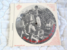 Paul Revere And & The Raiders Interviews Record Pic Flexi-Disc Teen Scoop 60'S
