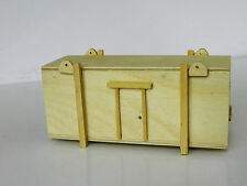 "1:50 Scale Handcrafted Timber Site Hut 20ft, Code 3,  Suitable for Diorama ""New"""