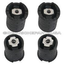 REAR Axle Subframe Control Arm Mounts Bushings for BMW E53 X5 33316770454 SET 4