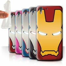 Superhero Mobile Phone Fitted Cases/Skins for Huawei