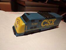 CSXT/CSX RAILROAD ENGINE STRESS RELIEVER( KID TOY)