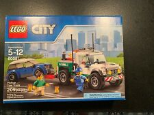 LEGO 60081 Pickup Tow Truck New in the original sealed Box!