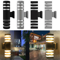 18W Modern LED Wall Light waterproof Outdoor Wall light Up/Down Lamp Exterior