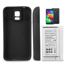 9600mAh Extended Battery Replacement+Back Cover Case for Samsung Galaxy S5