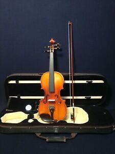 Advanced Symphony 3/4 Size Solid Wood Violin Outfit w/Ebony Fittings |SJV 01AA|