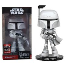 Funko Wobblers Star Wars 2017 Galactic Convention Exclusive Boba Fett