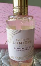 L'Occitane Terre De Lumiere Shower Gel 250ml~ Brand New