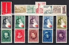 Nederland 655 - 670 Jaargang 1955 postfris