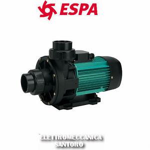 ELETTROPOMPA POMPA PER IDROMASSAGGIO PISCINA WIPER 3 150M HP 1,5 VOLT 220 ESPA