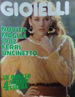 GIOIELLI N.1 1982