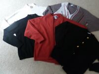 BALLANTYNE SWEATERS MADE IN SCOTLAND  SZ. S 100% CASHMERE YOU CHOOSE