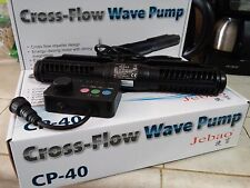 Jebao / Jecod CP-40 Cross-Flow Wave Pump W/Controller 2017 Model