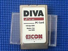 More details for eicon diva mobile v.90 pc card - pc card modem isdn and v.90 model 800-167