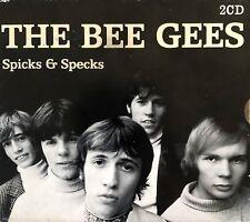 THE BEE GEES - SPICKS ER SPECKS - 2 CD