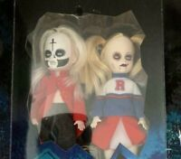 Living Dead Dolls House of 1000 Corpses Otis and Cindy Doll Figure Mezco