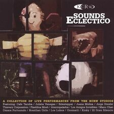 NEW Kcrw Presents: Sounds Eclectico (Audio CD)
