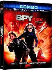 Spy Kids (NEW BLU-RAY/DVD COMBO)Antonio Banderas, Daryl Sabara, Alexa Vega,