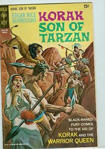 Korak, Son of Tarzan #40 March 1971 VG