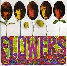 Rolling Stones - Flowers  Remastered (2002, CD NEUF)