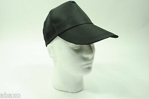 Trucker Mesh Cap/Hat Baseball Old School Vintage Classic - Black