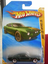 Hot Wheels '67 Shelby GT-500 2010 New Models Green