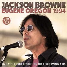 JACKSON BROWNE New Sealed 2019 UNRELEASED OREGON LIVE CONCERT 1994 2 CD SET
