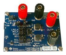 Placa de evaluación clase D Amplificador Audio-TAS 5720 mevm (FNL)