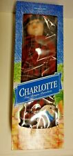 "90's-Promenade Collection-""Charlott e""Porcelain 17""Doll Stamped & Numbered""New"""