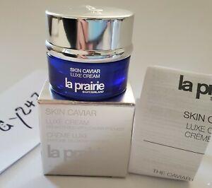 La Prairie Skin Caviar Luxe Cream Remastered Caviar Premier 5ml New Sealed Fresh