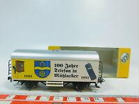 AW881-0,5# Märklin H0/AC Güterwagen 100 J. Telefon Mühlacker 1893/1993, s.g.+OVP
