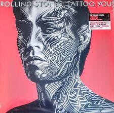 "New listing ROLLING STONES TATTOO YOU - 180 GRAM VINYL 2 LP SET "" NEW, SEALED "" REMASTERED"