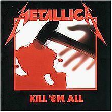 Kill 'em All von Metallica | CD | Zustand sehr gut