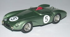 ASTON MARTIN DB 3 S SPIDER N°5  WHITEHEAD  LE MANS 1958  BUILT UP PINKO 1/43