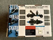 Cardiff Skate Company - S2 Skates with new pads Black, Barely used