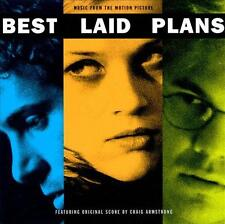 BEST LAID PLANS (Soundtrack CD) Mazzy Star*Craig Armstrong*Massive Attack*Gomez