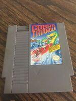 Cobra Triangle (Nintendo Entertainment System, 1989) NES Cart NE4