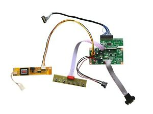 TTL VGA Controller Board For 10.4inch LQ10D367 LQ10D368 LQ10D36A LCD Screen