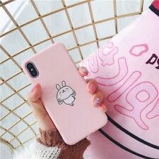 For Apple iPhone X 8 6s 7 6 Plus Cute Pattern Slim Rigid Plastic Hard Case Cover