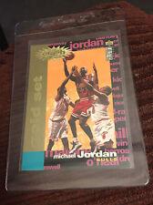 1995-96 UD Collector's Choice Michael Jordan Gold You Crash the Game Scoring C1